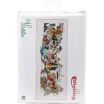 Efteling On Aida Counted Cross Stitch Kit-31.5