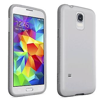 Belkin Grip Candy 1.5 Case voor Samsung Galaxy S5 (Clear/Gravel)