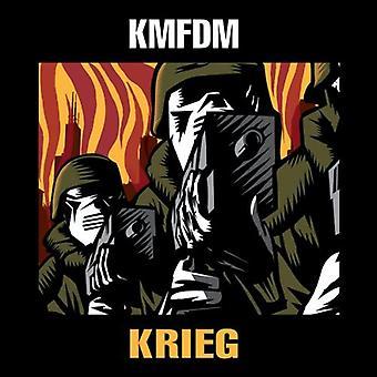 KMFDM - Krieg [CD] USA importeren