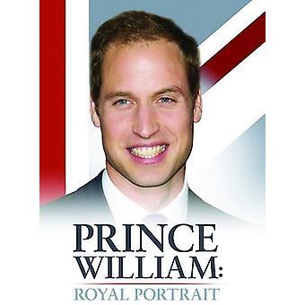 Książę William: Import USA Royal portret [DVD]