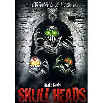 Importación de cráneo USA cabezas [DVD]