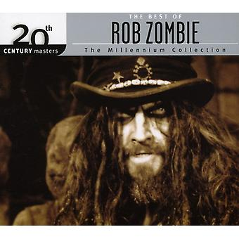 Rob Zombie - Millennium Collection-20th Century Masters [CD] USA import