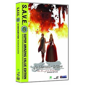 Le Chevalier D'Eon: Box Set-S.a.V.E. [DVD] USA import