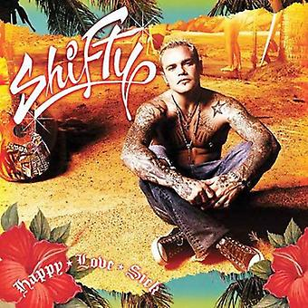 Shifty - glade elsker syg [CD] USA import