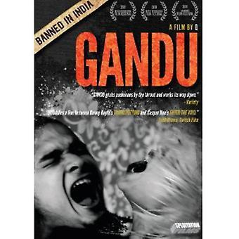 Gandu [DVD] USA importerer