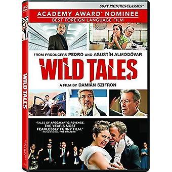 Wild Tales [DVD] USA import