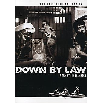 Down by Law [DVD] USA import