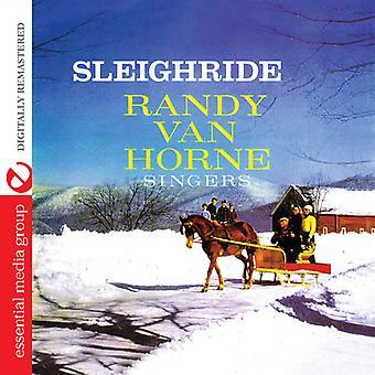 Randy Van Horne - Sleighride [CD] USA import