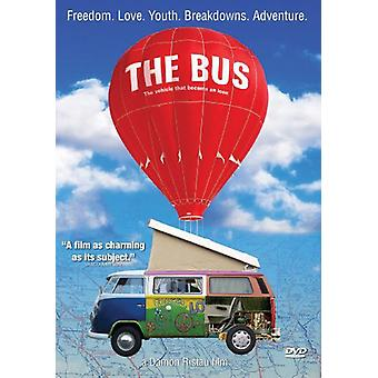 Bus [DVD] USA importerer