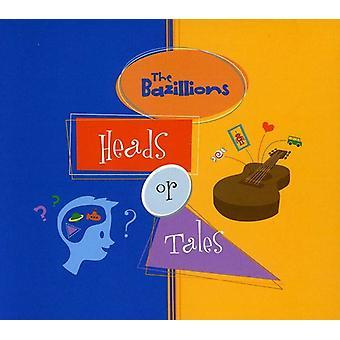 Trilliarden - Köpfe oder Geschichten [CD] USA importieren