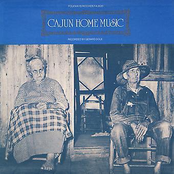 Maison Cajun Music - importation USA musique cadienne Accueil [CD]