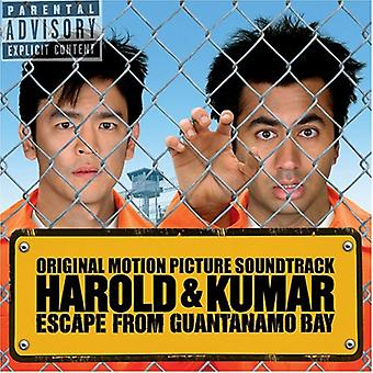 Various Artists - Harold & Kumar Escape From Guantanamo Ba [CD] USA import