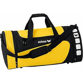 Erima Sporttasche Club 5 Gelb - 723333