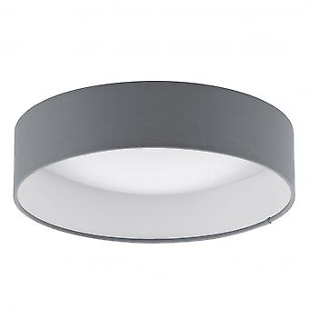 Eglo Palomaro Plastic Ring Ceiling Light