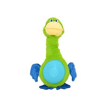 Duvo+ Plush Dog Toy With Sound Duck 27 X 16 Cm