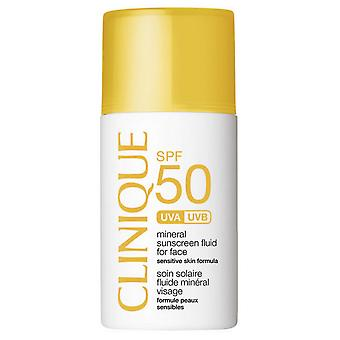 Clinique Mineral Sunscreen Fluid SPF 50 30 ml (Beauty , Sun protection , Sunscreens)