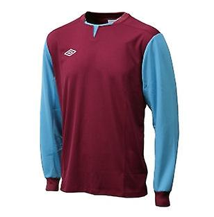 Umbro Aston LS Teamwear Shirt (light (maroon)