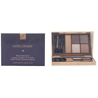 Estee Lauder Pure Color Envy Sculpting Color Palette Eyeshadow 5 09 Fierce Safari
