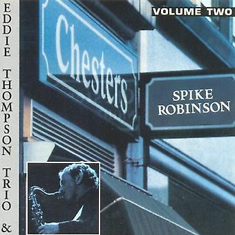 Robinson/Thompson-Robinson/Thompson: Vol. 2-på Chesters [CD] USA import