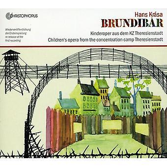 Maria Veronika Gruters - Hans Kr Sa: Brundib Rasmussen [CD] USA import