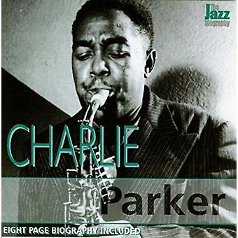 Charlie Parker Jazz Biography (CD)