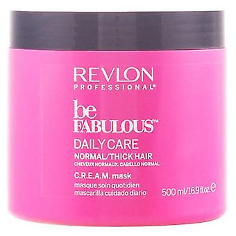 Revlon Be Fabulous Normal Daily Care Cream Mask 500 ml
