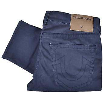 True Religion Rocco Stretch Skinny Blue Jeans