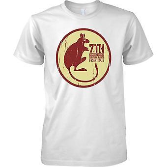 British Army 7th Armoured Division Desert Rats - Mens T Shirt