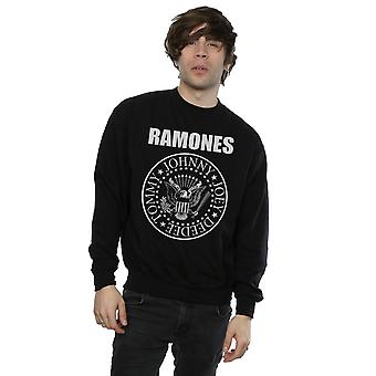 Ramones Men's Presidential Seal Sweatshirt