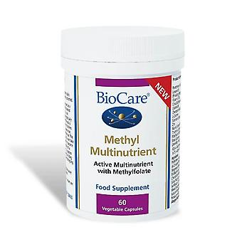 Biocare Methyl Multinutrient - 60 caps