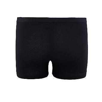 BlackSpade Essential Black Cotton Shorty 1301