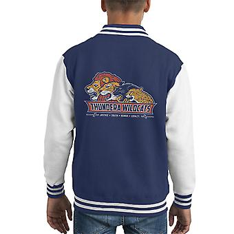 Thundercats Thundera Wildcats Varsity Kid's Varsity Jacket