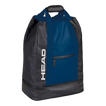 HEAD Team Duffle Bag - 44 Litres - Navy/Black