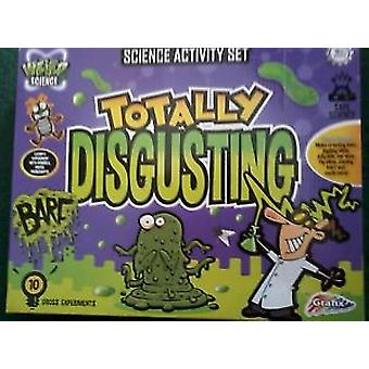 Grafix Weird Science Totally Disgusting Science Activity Set