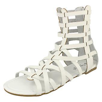 Damer Savannah klippe ud detalje sandaler