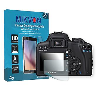 Canon EOS Kiss F Digital Screen Protector - Mikvon Armor Screen Protector (Retail Package with accessories)