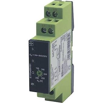 tele 1340403 E1YU400V01 Gamma 3-Phase Voltage Monitoring Relay 3-phase voltage monitoring
