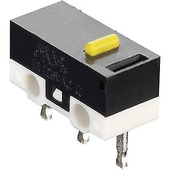 Microswitch 125 V AC 3 A 1 x On/(On) Hartmann MICR