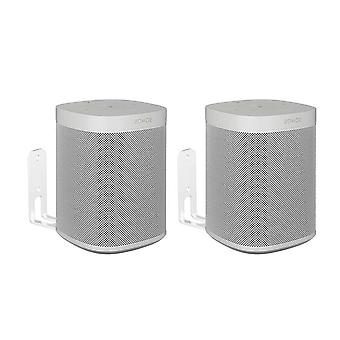 Vebos wall mount Sonos One white set
