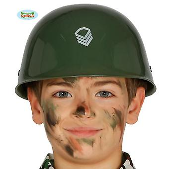 Guirca Child Military Helmet (Babies and Children , Costumes)