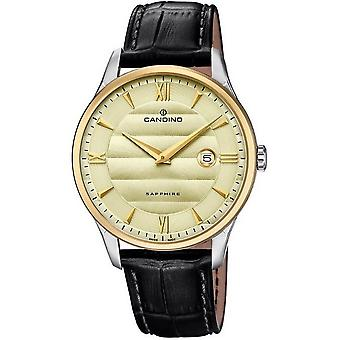 Candino watch classic of classic timeless C4640/2