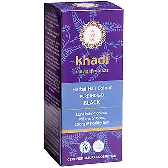 Khadi Índigo 100% puro y natural 100 gr (Hair care , Dyes)
