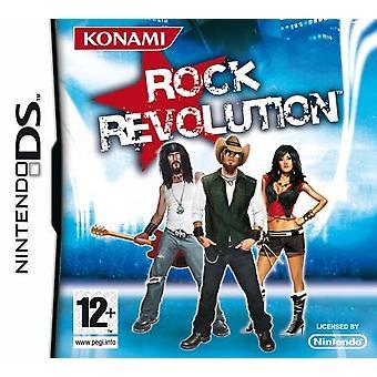 Rock revolutie (Nintendo DS)