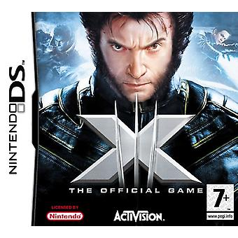 X-mænd officielle Movie Game (Nintendo DS)