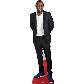 Idris Elba Life-sized papp åpning