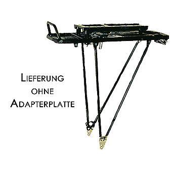 Pletscher system baggage carrier master 26″ 28″ / / black