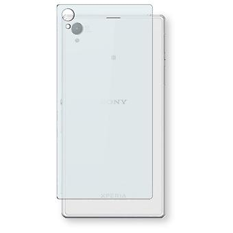 Sony Xperia L39h back screen protector - Golebo crystal clear protection film