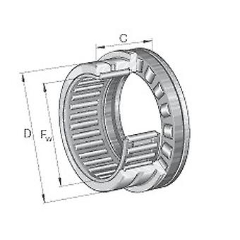 INA NKXR35-Z-XL Needle Roller / Axial Cylindrical Rollerl Bearing
