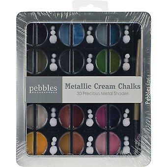 I Kan'dee Chalk Set-Metallics