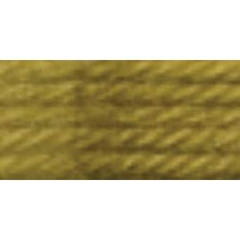 DMC Tapestry & Embroidery Wool 8.8yd-Very Light Golden Olive